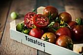 Nyagous tomatoes