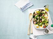 Salad Niçoise (low carb)