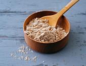 Gluten-free banana flour