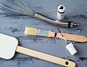 Kitchen and baking utensils
