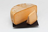 Basque cheese with piment d'espellette