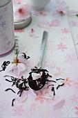 Japanese cherry blossom tea