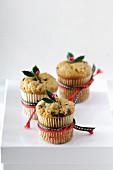 Christmas Mini Muffins