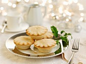 Mince pies (Christmas speciality, UK)