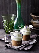 Chicory cream with spelt coffee à la Hildegard von Bingen