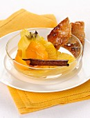 Pineapple compote