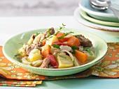 Classic Irish stew