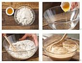 Making sourdough