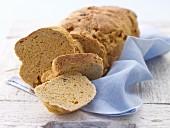 Hokkaido pumpkin bread