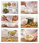 How to prepare sea buckthorn and quark muesli