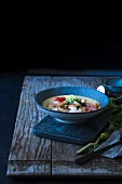 Tom Kha Gai (Thai soup)