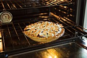 Cherry Pie in the Oven