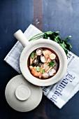 Tom yam kung, Thai shrimp soup