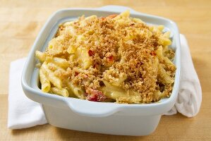 Lobster Macaroni and Cheese (Maine, USA)