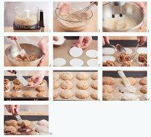 Elisenlebkuchen zubereiten