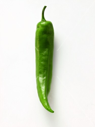 An Anaheim Pepper