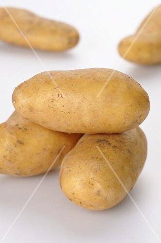Belle de Fontenay potatoes