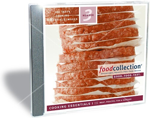 CD03 Cooking Essentials I  - Meat, Poultry, Fish & Seafood  100 Bilder