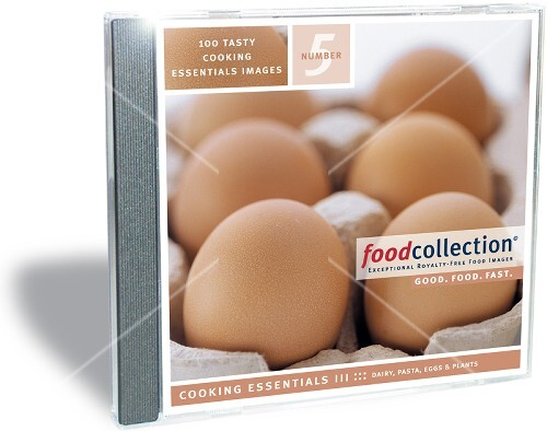 CD05 Cooking Essentials III  - Dairy, Pasta, Eggs & Spices100 Bilder