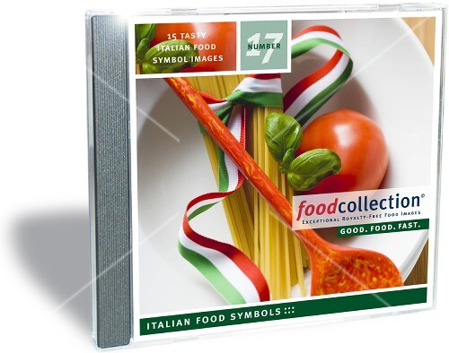 CD17 Italian Food Symbols  15 images