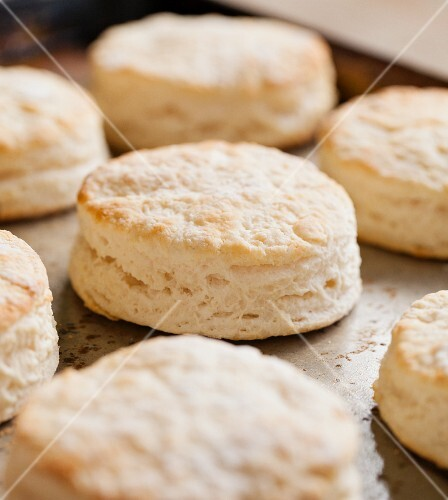 Buttermilk Biscuits on a Sheet Pan