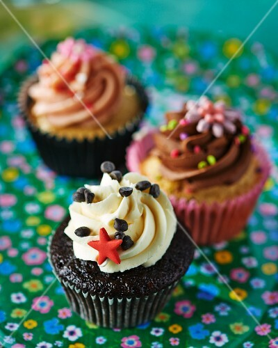Small cupcakes