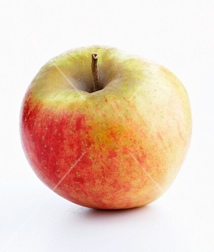 An apple