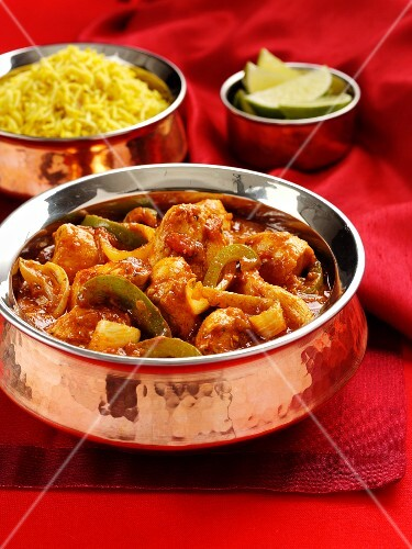 Jalfrezi (type of curry, India)