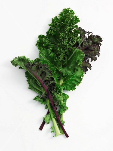 Leaves of kale