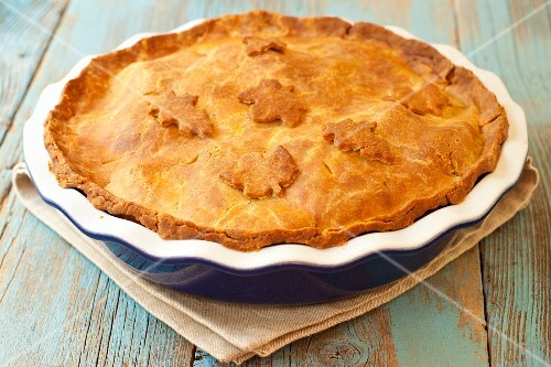 Gluten Free Apple Pie Made with Junami Apples