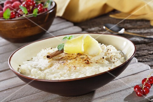 Caramelized Rice Pudding
