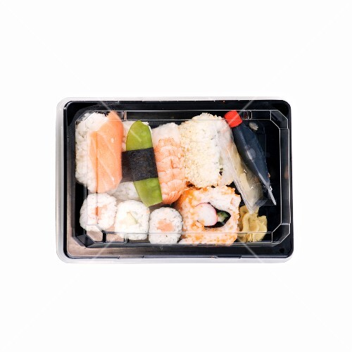 Sushi to take away