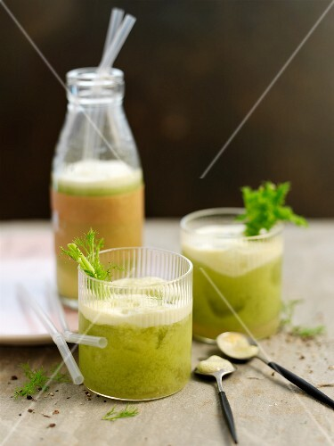 Fennel smoothies
