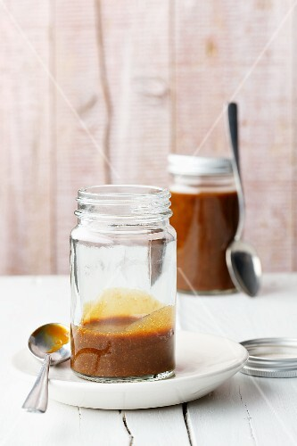 Dulce de leche (spread made form milk and sugar, Latin America)