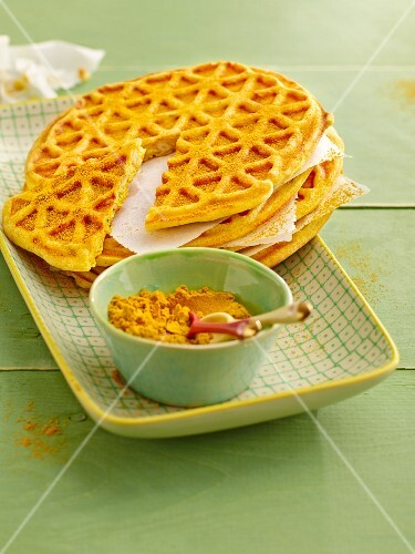 Indian waffles