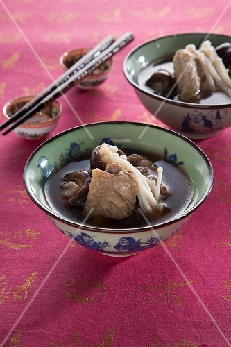 Bak Kut Teh (herb soup with pork, China)