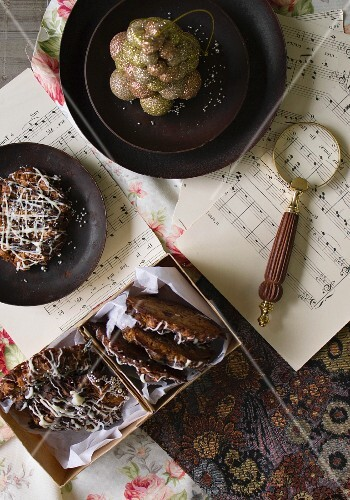 Florentines (Christmas) with sheet music