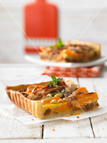 Cape Town minced meat tart