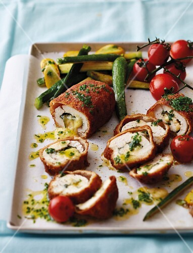 Chicken kiev (Ukraine)