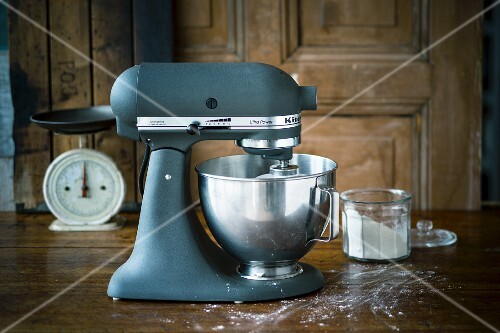 küchenmaschinen zum brotbacken