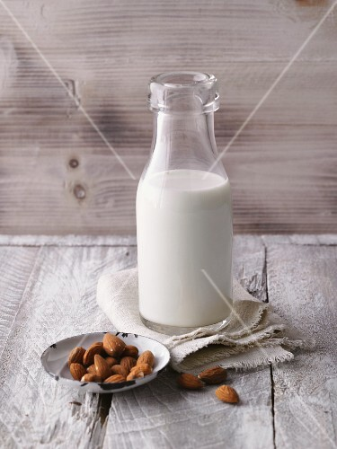 Vegan almond milk