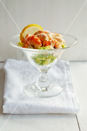 Single Shrimp Cocktail