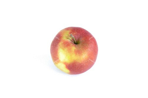 A Red Jonaprince apple