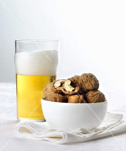 Walnuts and beer