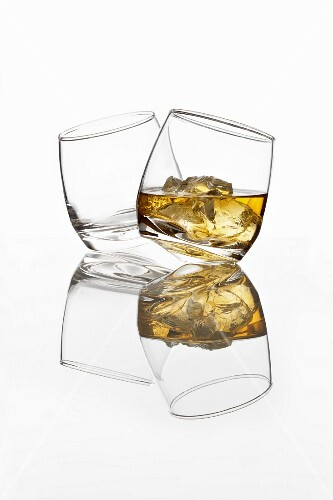 Whiskey glasses by Sagaform
