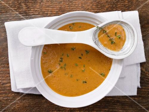 Vegetarian vegetable sauce