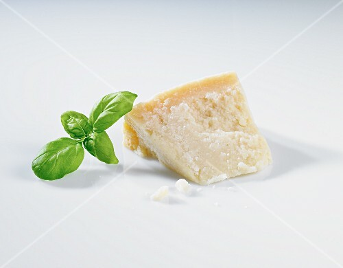 Parmesan and basil