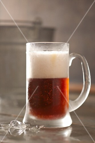 A tankard of beer