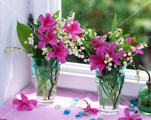 rhododendron azaleenbl ten bild kaufen friedrich. Black Bedroom Furniture Sets. Home Design Ideas