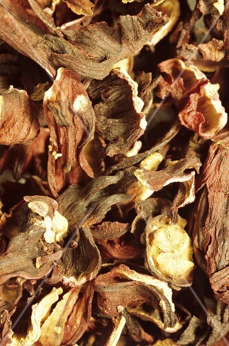 Mallow flower tea (dried mallow flowers